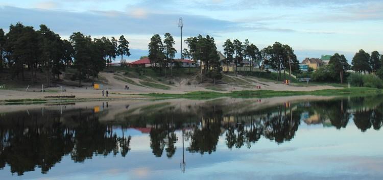Пляж святое озеро 11